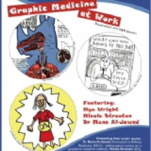 Graphic Medicine At Work: Muna Al-Jawad and  Nicola Streeten