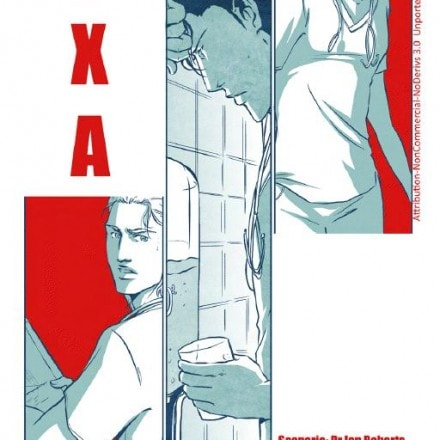 Emma Vieceli illustrates Tranexamic Acid comic for Emergency Teams