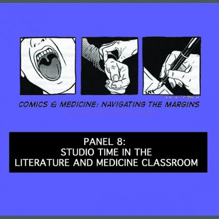 New Podcast: Studio Time in the Literature & Medicine Classroom