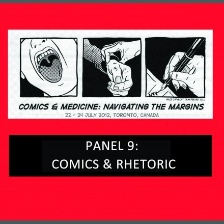 New Podcast: Comics & Rhetoric