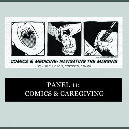 New Podcast: Comics & Caregiving