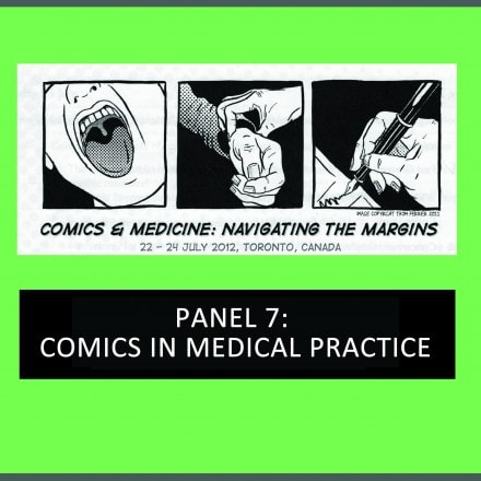 New Podcast: Comics in Medical Practice