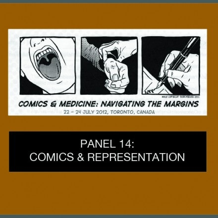 New Podcast: Comics & Representation