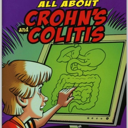 Pete Learns All About Crohn's and Colitis