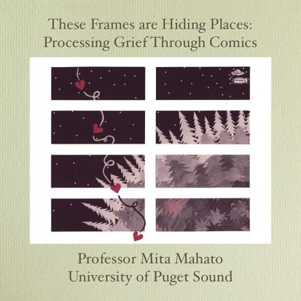 New Podcast: These Frames Are Hiding Places