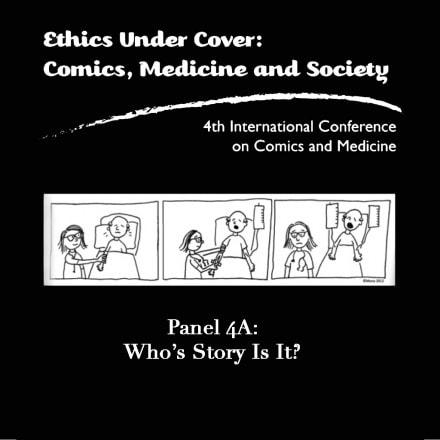 Graphic Medicine Podcast: Brighton Panel 4A