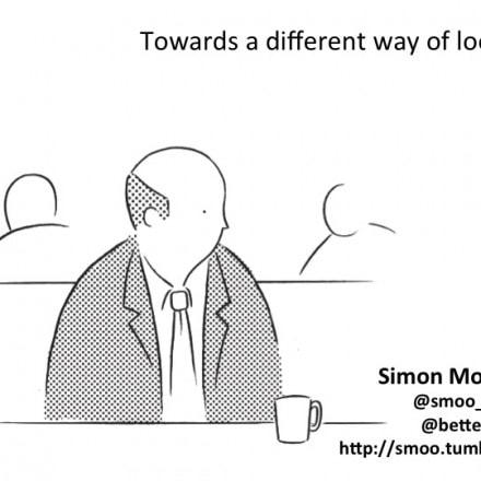 New Podcast: Simon Moreton