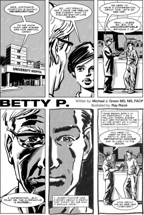 Betty P. by Michael Green and Ray Rieck