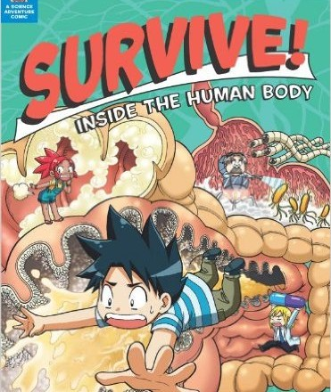 Survive Manhwa Anatomy Series