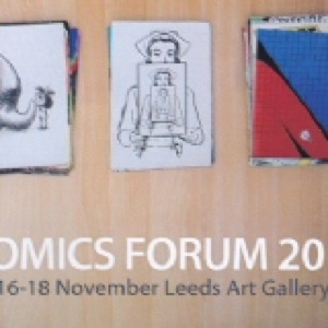 Introduction to Comics Forum Graphic Medicine Day by Ian Williams