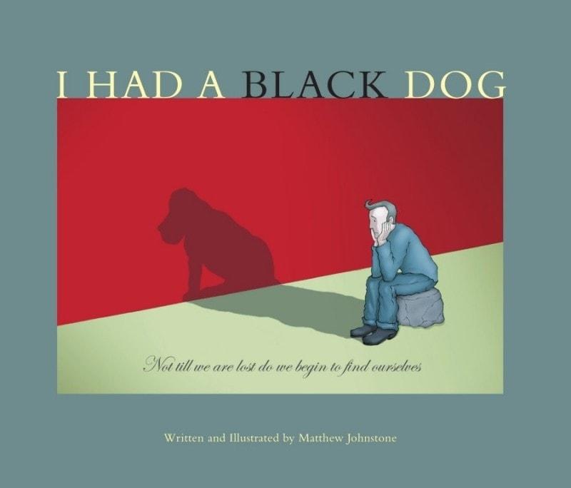 Black Dog Depression Poem