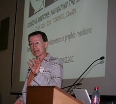 Paul Gravett's Toronto Keynote