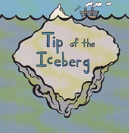 Tip of the Iceberg: A Book About the Clitoris
