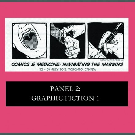 New Podcast Wednesday: Graphic Fiction 1