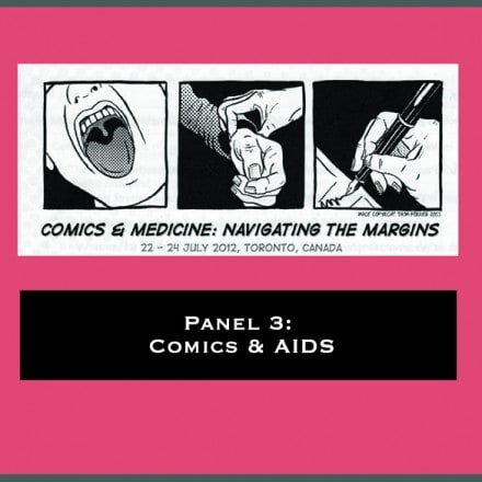 New Podcast Wednesday: Comics & AIDS