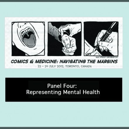 New Podcast: Representing Mental Health