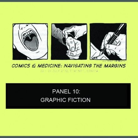 New Podcast: Graphic Fiction
