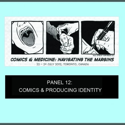 New Podcast: Comics & Producing Identity