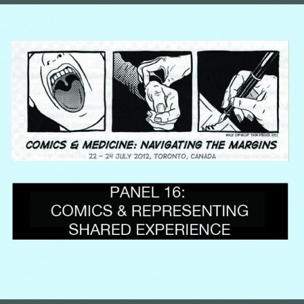 Comics & Representing Shared Experience