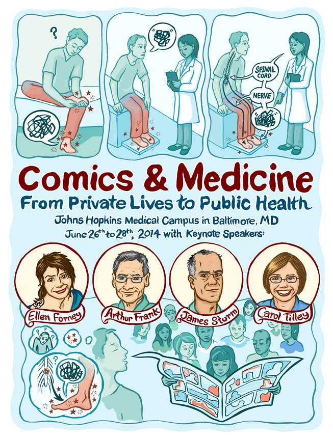 2014 Baltimore Conference Graphic Medicine