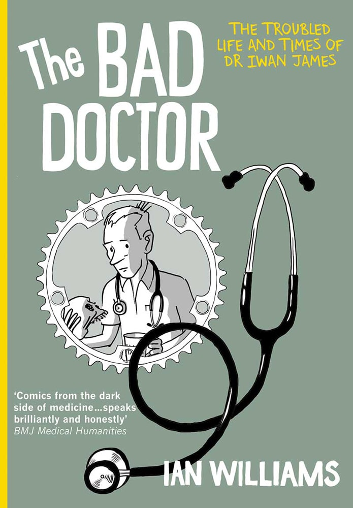 The Bad Doctor Cover