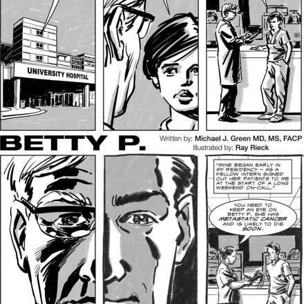 Annals of Internal Medicine: Betty P.