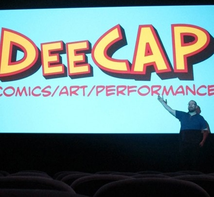 DeeCAP Graphic Medicine Special and Call for Art