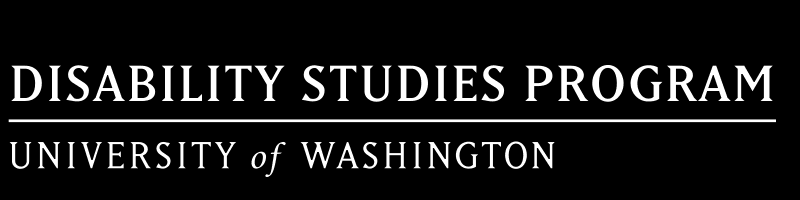 University of Washington Disability Studies Program