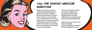 Call for Graphic Medicine Narratives in CMAJ