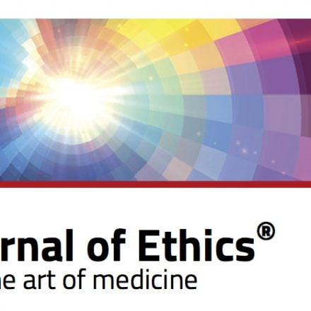 American Medical Association Journal of Ethics Special Graphic Medicine Issue