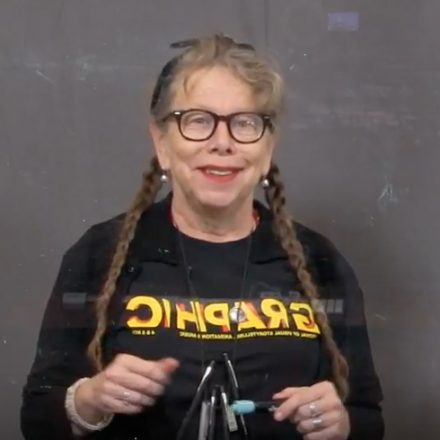 Two MORE Lynda Barry Videos!