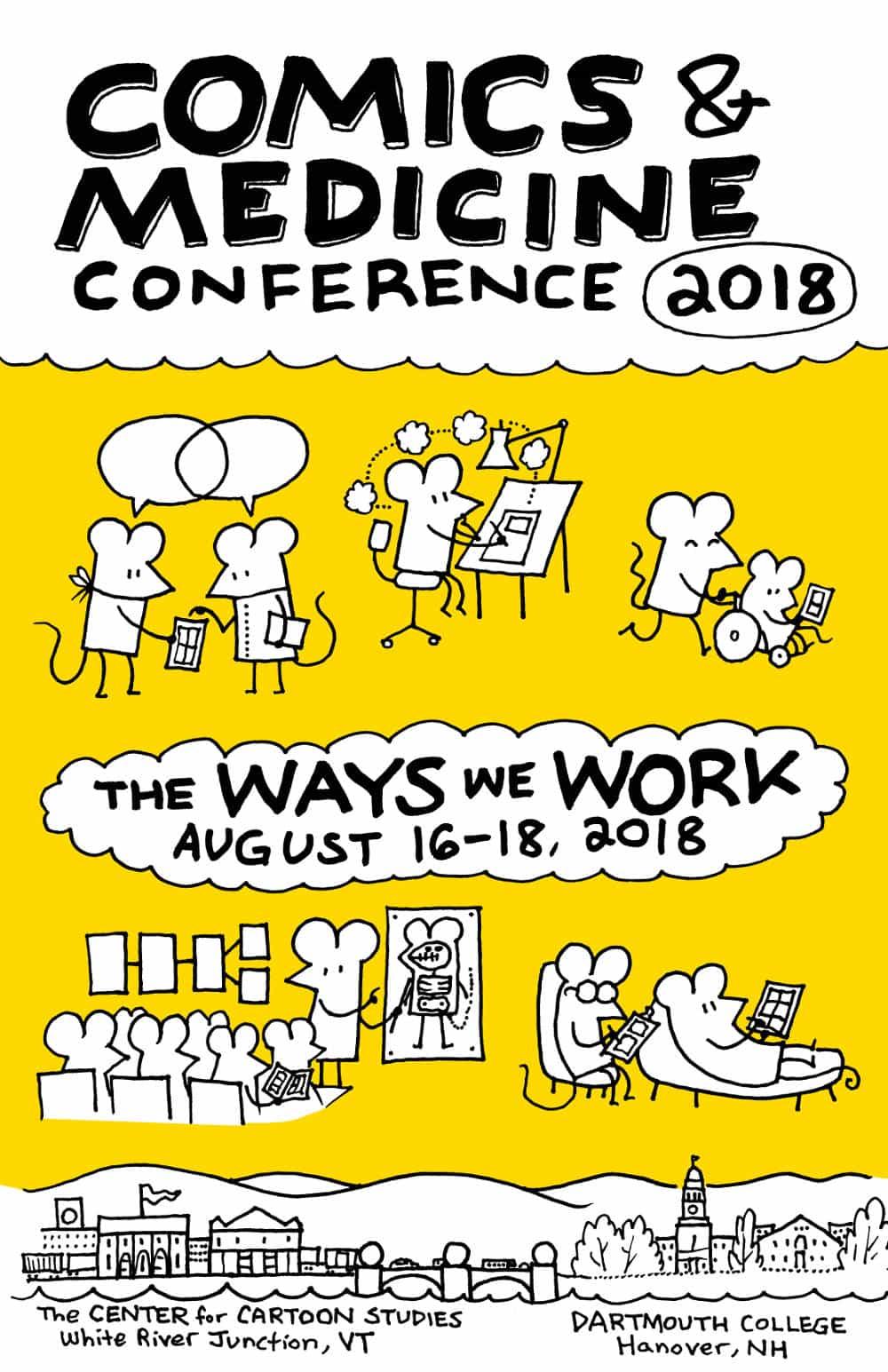 2018 Vermont Conference | Graphic Medicine