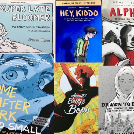 July Podcast: Graphic Medicine at the American Library Association