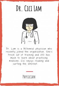 Dr. Cici Lam, Physician