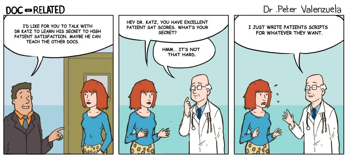 A Doc-Related Comic