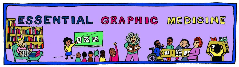 Essential Graphic Medicine Logo