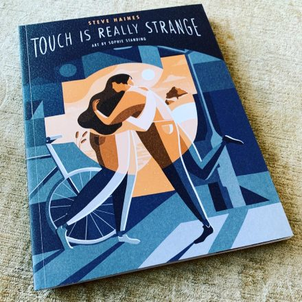 Touch Is Really Strange book